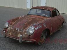 Đống sắt vụn mang tên Porsche này đang được rao bán gần 2 tỷ Đồng