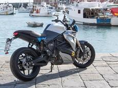 Diện kiến mô tô điện đến từ Ý mang tên Eva với sức mạnh 109 mã lực