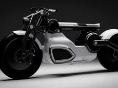 Siêu mô tô điện Curtiss Zues chốt giá 1,4 tỷ đồng