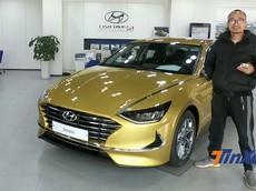 Đánh giá nhanh Hyundai Sonata 2020 ngay tại xứ sở kim chi