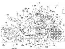 Honda phát triển xe mô tô 3 bánh mang tên NeoWing nhằm cạnh tranh với Yamaha Niken