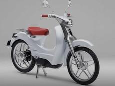 Bốn ông lớn ngành mô tô Nhật Bản hợp tác phát triển công nghệ pin thay thế cho xe điện