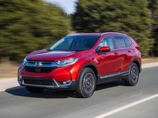 Honda CR-V tiếp tục bán chạy trong tháng 3/2019, chiếm nửa tổng doanh số của Honda Việt Nam