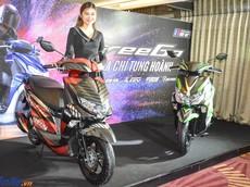 Mới ra mắt Việt Nam, xe tay ga Yamaha FreeGo đã có ngay bản độ đầu tiên