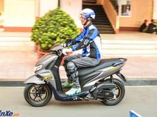 Đánh giá xe Yamaha FreeGo S giá 38,99 triệu đồng: Lợi thế hơn Honda Air Blade nhờ phanh ABS, công nghệ