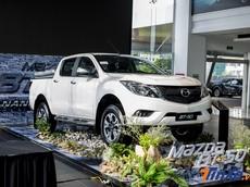 Được giảm giá mạnh tay, Mazda BT-50 đạt doanh số đứng nhì phân khúc trong tháng 3
