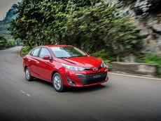 Toyota Vios lấy lại phong độ, quay trở lại vị trí dẫn đầu thị trường Việt