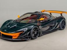 Không mua chiếc siêu xe McLaren P1 GTR này còn đợi chiếc nào nữa