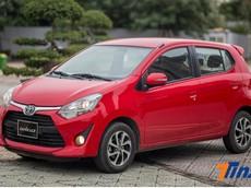 Hết khuyến mãi đến giảm giá, Toyota Wigo bán chạy nhất phân khúc trong tháng 3/2019