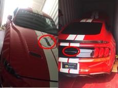 1 trong 19 chiếc Ford Mustang Hennessey mạnh 808 mã lực trên thế giới bất ngờ cập bến Việt Nam