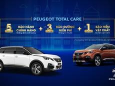 Peugeot Việt Nam áp dụng ưu đãi lớn cho khách hàng mua xe trong tháng 4