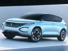 Baojun RM-C - Mẫu SUV concept đậm chất tương lai được ra mắt