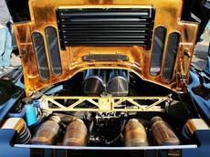 Hóa ra khoang động cơ dát vàng của siêu xe McLaren F1 chỉ có giá rẻ 16,9 triệu Đồng