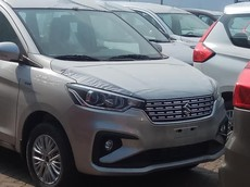 Suzuki Ertiga 2019 xuất hiện tại cảng Việt, lộ giá từ 499 triệu đồng