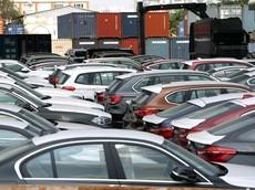 Hết quý I, có hơn 39.000 chiếc ô tô nhập khẩu cập cảng Việt Nam