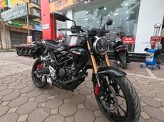 Honda CB150R 2019 đã có mặt tại một số đại lý Honda ở Hà Nội