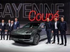 Porsche Cayenne Coupe 2019 lần đầu tiên ra mắt công chúng, được báo giá từ 4,95 tỷ đồng tại Việt Nam