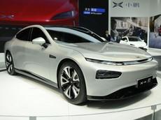 Xpeng P7 - Sedan thể thao điện có hệ thống tự lái Cấp 3, di chuyển 600 km được ra mắt