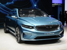 """Geely Preface - """"Sedan thể thao cao cấp đầu tiên"""" của nhãn hiệu Trung Quốc"""