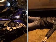 """Gia Lai: Nam thanh niên tự tạo hiện trường tai nạn giao thông, đưa ảnh lên mạng """"sống ảo"""" bị công an triệu tập"""