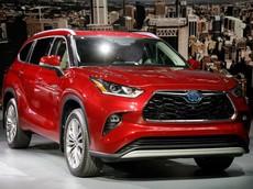 Đánh giá nhanh Toyota Highlander 2020: Tiết kiệm xăng và nhiều công nghệ hơn, thêm sức cạnh tranh với Ford Explorer