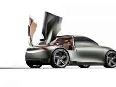 "Genesis Mint Concept ra mắt với cửa sau cắt kéo cực ""dị"""