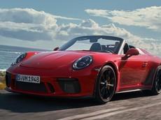 Porsche 911 Speedster chính thức ra mắt, động cơ không khác gì siêu xe Porsche 911 GT3 RS