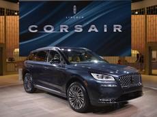 SUV hạng sang cỡ nhỏ Lincoln Corsair 2020 chính thức ra mắt