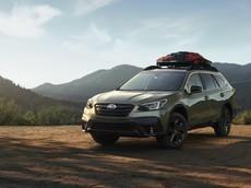 """Subaru Outback thế hệ mới """"lột xác"""" từ trong ra ngoài, tích hợp nhiều công nghệ hơn"""