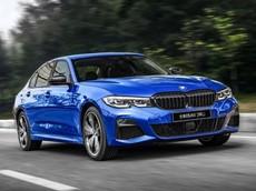BMW 325Li 2019 - Sedan hạng sang dành riêng cho Trung Quốc chính thức ra mắt