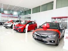Honda Việt Nam nâng số đại lý ô tô tiêu chuẩn 5S tại Việt Nam lên con số 33