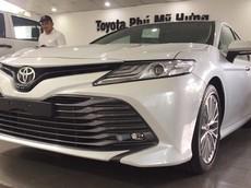 Toyota Camry 2019 bắt đầu về đại lý, chờ ngày ra mắt vào tuần sau