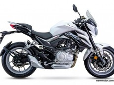 Lifan KP350 - Naked bike mới của Trung Quốc với phuộc USD và phanh ABS, giá phải chăng