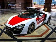10 chiếc xe phô trương sự giàu sang quá đà mà bạn chỉ có thể thấy ở Dubai