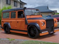 Đây là chiếc Land Rover Defender độ có thể khiến các fan off-road nổi giận
