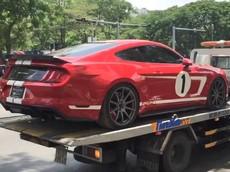 Ford Mustang độ Hennessey mạnh 808 mã lực đã được bàn giao cho người yêu xe tại Sài thành