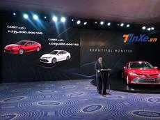 Chốt giá từ 1,029 tỷ đồng, Toyota Camry 2019 rẻ hơn dự kiến