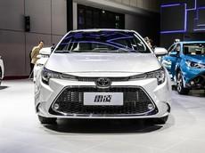 Toyota Levin 2019 - phiên bản thể thao hơn của Corolla Altis - trình làng với động cơ ăng áp mới
