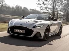 Aston Martin DBS Superleggera Volante - Xe mui trần nhanh nhất của nhãn hiệu Anh Quốc được ra mắt