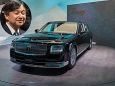 """Tân Nhật hoàng sẽ dùng Toyota Century - """"Rolls-Royce của Nhật Bản"""" - trong lễ đăng quang vào đêm nay"""