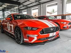 """Đánh giá Ford Mustang độ Hennessey độc nhất Việt Nam: """"Ngựa hoang"""" đẩy công suất 808 mã lực"""