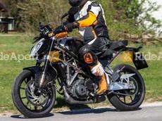 KTM Duke 390 có phiên bản mới, ra mắt vào cuối năm để chuẩn bị cho quy định khí thải mới