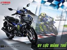 Yamaha Exciter 150 tại Việt Nam được bổ sung phiên bản Monster Energy Yamaha MotoGP Edition