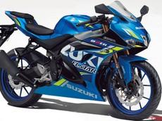 """""""Tiểu Gixxer"""" Suzuki GSX-R250 sẽ rất có thể ra mắt vào ngày 20/5 tới đây"""
