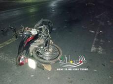 Hòa Bình: Tài xế Kia Morning vượt ẩu, đâm trực diện xe máy khiến 2 vợ chồng tử vong