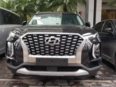 SUV cỡ lớn Hyundai Palisade 2020 bất ngờ xuất hiện tại Việt Nam, cạnh tranh Ford Explorer