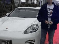 """Đây là cách cảnh sát Trung Quốc xử lý """"ma men"""" lái xe sang Porsche gây ồn ào trên đường"""