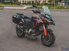 Đánh giá Benelli TRK 502 2018: Hiệu năng vượt giá trị, mẫu Adventure tầm trung giá tốt nhất Việt Nam