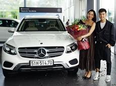 Mercedes-Benz GLC 250 lại là lựa chọn của giới showbiz Việt, lần này là Ưng Hoàng Phúc