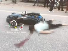 Không đội mũ bảo hiểm, nam thanh niên điều khiển Yamaha Exciter thiệt mạng sau tai nạn